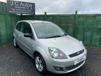 2008 FORD FIESTA 1.25 ZETEC 41144 MILES ONE OWNER FROM NEW