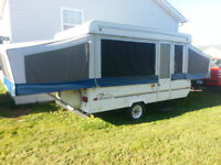12 ft Tent Trailer Excellent Condition (Amherst, NS) Watch|Share