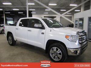 Toyota Tundra 4WD Crewmax  5.7L Edition 1794 (DEM0) 2017
