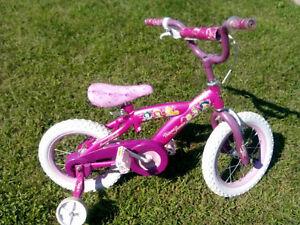 Vélo des princesses Disney