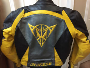 Dainese Motorcycle Leather Pants - $400 for both