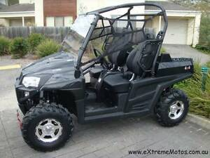 800cc Hisun 4WD EFI Sports UTV Side by Side Ute utility vehicle Prestons Liverpool Area Preview