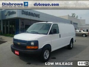 2016 Chevrolet Express Cargo Van   Power Windows, 4.8 Litre V8,