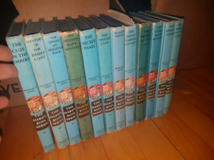 12 Hardcover Hardy Brothers Books