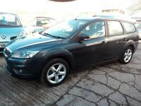 2010 / 60 Ford Focus 1.6 100ps automatic Zetec low miles