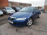 MAZDA 6 S 1.8 PETROL 5 DOOR HATCHBACK