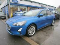 2020 Ford Focus 1.5 ECOBOOST TITANIUM X 150PS LOW MILEAGE HATCHBACK Petrol Manua
