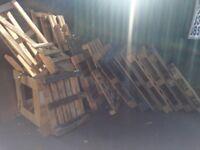Free pallets/ wood