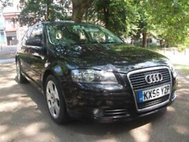 Audi A3 2.0TDI ( 170PS ) S Tronic 2007MY Sport AUTOMATIC AUTOMATIC