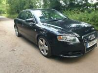 2006 Audi A4 2.0 tdi S Line Automatic Spares or Repair SALOON Diesel Automatic