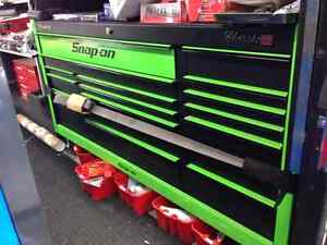 Snap on tools box classic 96