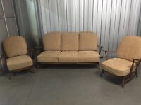Ercol 3 piece suite *Free Delivery included
