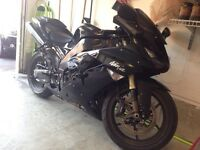 2007 Kawasaki ZX10 $6000 or trade BMW or BENZ