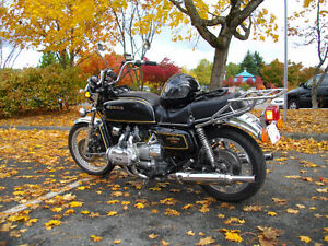 1978 Goldwing GL1000