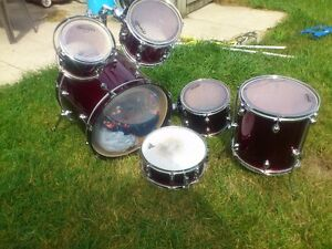 Pearl Target Series Drumset For Sale