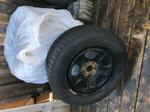 Winter Tires and Rims w/ sensors for Ford Flex