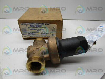 Wilkins Br4dulup Water Pressure Reducing Valve 1 New In Box