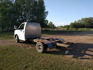 2010 chev one ton, 150 kilo , $6900.00