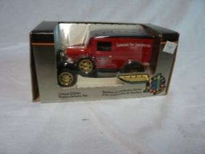 Canadian Tire Collectible Trucks