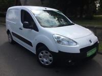 Peugeot Partner 1.6HDi 850 L1 FULL M.O.T