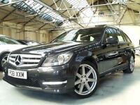 2011 Mercedes-Benz C Class 3.0 C350 CDI BlueEFFICIENCY Sport Edition 125