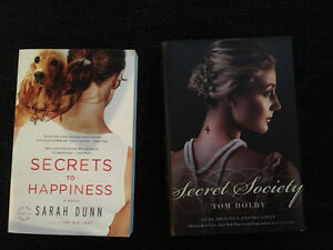 """""""Secrets to Happiness"""" and """"Secret Society"""""""
