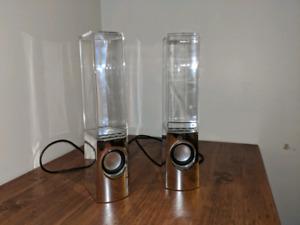 Water Speakers!