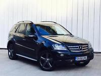 Mercedes-Benz ML320 3.0TD CDI 7G-Tronic Edition 10 PX SWAP FINANCE AVAILABLE