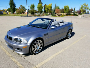 2004 BMW M3 Convertible low kms