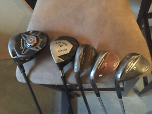 Various golf clubs for sale!!