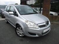 2010 Vauxhall Zafira 1.9 CDTi Exclusiv 5dr
