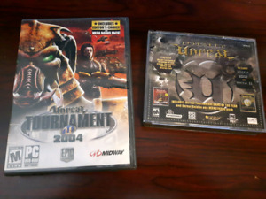 UNREAL TOURNAMENT GOLD PC GAMES COMPLETE