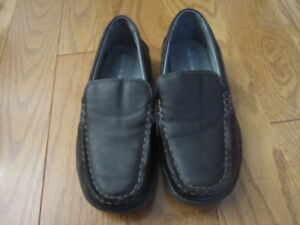 Size 11 Nordstrom Boys dress shoes (toddler size)