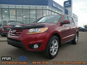 2011 Hyundai Santa Fe Limited AWD leather bluetooth navigation