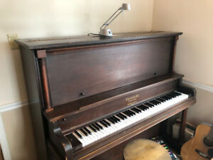 Antique Upright Piano in Excellent Condition