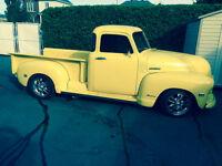 Chevrolet Pick-up Hotrod 1948 5 windows
