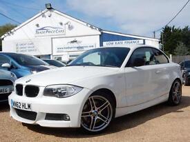 2012 62 BMW 1 Series 2.0 123d Sport Plus 2dr - RAC DEALER