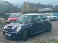 2005 55 Mini Cooper S 1.6 SUPERCHARGED HIGH SPEC STAGE 1 REMAP