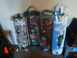Longboards and stuff Kitchener / Waterloo Kitchener Area image 1