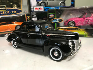 Ford coupe 1940 Diecast 1/18 die cast