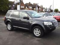 2009 Land Rover Freelander 2.2 Td4 e XS [Nav] 5dr 5 door Estate