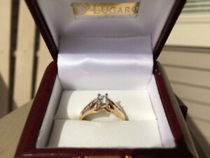 Diamond Engagement Ring - REDUCED