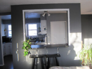 3 Bdrm Upper suite Mins from downtown and University - Nov 1