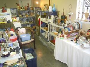 COLLECTIBLES & GARAGE SALE ~ 50% OFF EVERYTHING