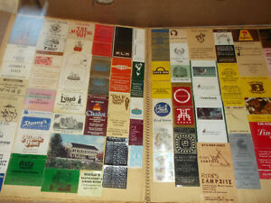 Matchbook collection Cornwall Ontario image 6