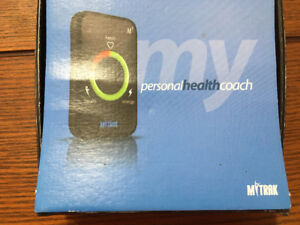 My Trak M2 Smart Coach Fitness Tracker