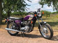 Triumph Trident T150 1972 An Excellent Example
