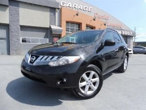 Nissan Murano AWD, MAG 18 POUCES, 6 CD, BRUME ET PLUS 2010
