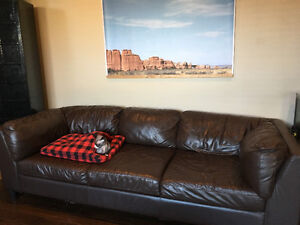 EQ3 leather couch