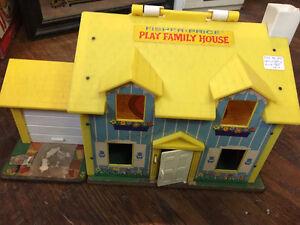 Fisher Price Playhouse 1965